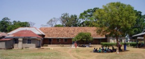 Kamuli Hospital maternity block, January 2009