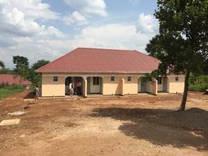 New staff accommodation at Kamuli Hospital, August 2015