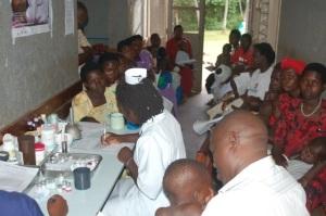 Kamuli outpatients