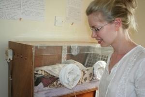 Liz Thornton, obstetrician