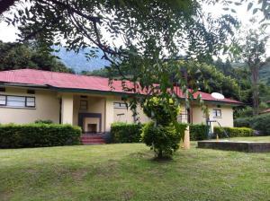 Guesthouse at Kilembe Hospital