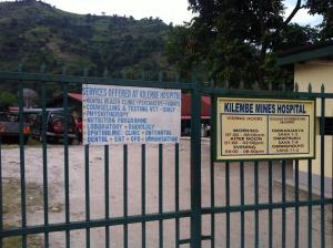 Kilembe Mines Hospital