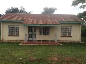 Guesthouse at Buluba Hospital