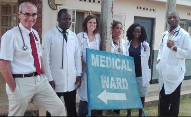 Angel + Medical Ward